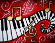 Paint & Sip: Tickling the Ivories