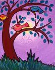 Paint & Sip: Birds