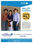 Valley Bluegrass at the Library