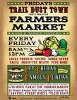 First Friday Family Fundays at the Farmers Market!