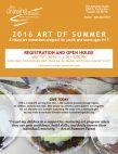 The Drawing Studio's Art of Summer Downtown - Teen Immersion Part 1