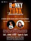 Honky Tonk Sweethearts!