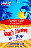 Beach Blanket Be-Bop!
