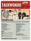 Taekwondo Wellness Kids Therapy Group