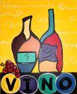 Paint & Sip: Vino