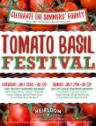 Tomato Basil Festival presented by Heirloom Farmers Markets