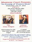 """An Evening of Western Music"""