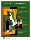 The Arizona Symphony Orchestra with Violin Soloist Timothy Kantor