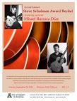 Steve Schulman Award Recital