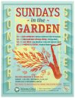 Sundays in the Garden: Fall Concert Series