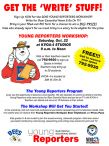 Bear Essential News Young Reporters Workshop