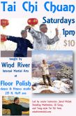 Wind River Tai Chi Chuan at Floor Polish Studio