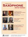 Timothy McAllister, saxophone and Liz Ames, piano