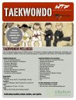 Taekwondo Wellness for Kids
