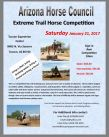 Extreme Trail Challenge POSTPONED until February 4, 2017