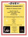 Move It! Dance Camp