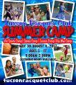 "Tucson Racquet & Fitness Club ""SUMMER CAMP"""