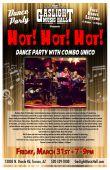 HOT HOT HOT Dance Party!