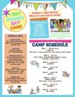Consider a camp of Creativity, Exploration, Imagination & Discovery at Faith Lutheran School.
