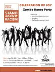 Stand Against Racism: Celebration of Joy Zumba Dance Party
