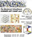 The Montessori Schoolhouse Summer Art Camp