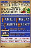 'School's Out!' with a Family Funday at the Farmers Market