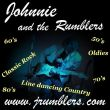 Johnnie and the Rumblers. Visit us at www.jrumblers.com