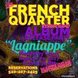 "French Quarter CD Release show ""Lagniappe"""