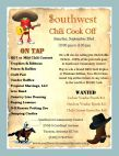 Southwest Chili Cook Off Event