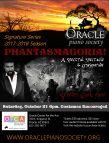 Halloween Phantasmagoria: Stephen Cook, piano