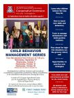 Child Behavior Management Series