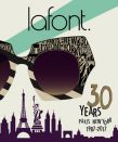 CLEAR VIEW VISION CARE CELEBRATES FRENCH EYEWEAR COMPANY'S 30TH ANNIVERSARY / Lafont