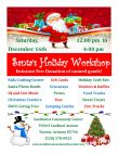 Santa's Holiday Workshop Event