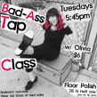Bad-Ass Tap Class at Floor Polish Dance Studio