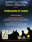 Stargazing at Historic Canoa Ranch