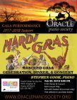 Mardi gras gala / Oracle Piano Society