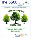 Rotary Planting Tree Event Udall Park
