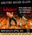 Country Dance Class at The Hoff Studio in Tucson, Arizona