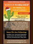 Santa's Workshop Collection & FUNdraising Festival
