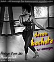 Dance Bachata class at Floor Polish studio, on 4th avenue in Tucson.