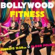 Bollywood Fitness class at Floor Polish studio, on 4th avenue in Tucson.