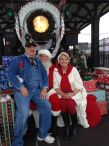 Holiday Express with Santa