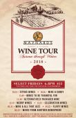 Maynards Fall Wine Tour Wine Tastings