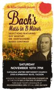 Bach's Mass in B minor with The Helios Ensemble