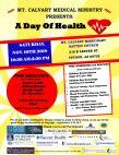 Mt. Calvary Community Day of Health