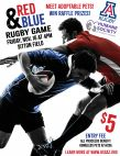 UofA Rugby Red & Blue Benefit Game