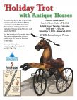 Antique Rocking/Mechanical Toy Horse Collection