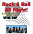 Rock and Roll All Nite Dance Party  with Vinyl Tap
