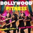 Bollywood dance fitness class in Tucson at Floor Polish studio