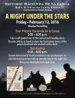 A Night Under the Stars at Historic Canoa Ranch
